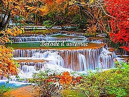 diaporama pps Balade d'automne