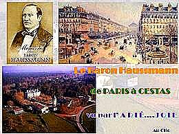 diaporama pps Baron Haussmann