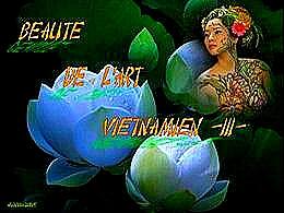 diaporama pps Beauté de l'art Vietnamien III