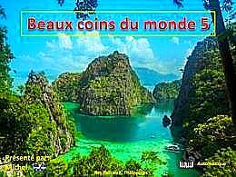 diaporama pps Beaux coins du monde 5