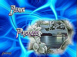 diaporama pps Beaux paysages