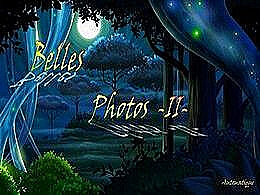 diaporama pps Belles photos II