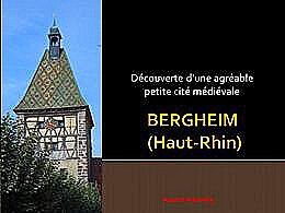 diaporama pps Bergheim Haut-Rhin