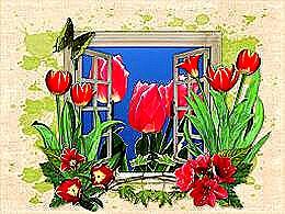diaporama pps Bientôt le printemps