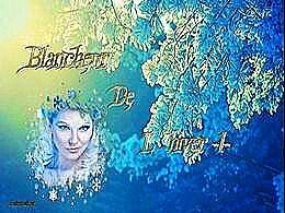 diaporama pps Blancheur de l'hiver I