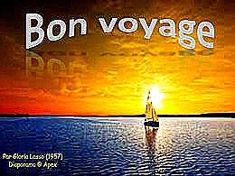diaporama pps Bon voyage
