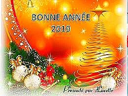 diaporama pps Bonne année 2019