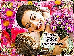 diaporama pps Bonne fête aux mamans