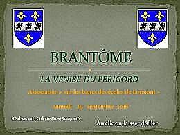 diaporama pps Brantôme