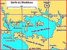 diaporama pps Bretagne – Le golfe du Morbihan