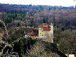diaporama pps Burg Rotberg Mariastein