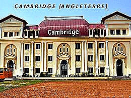 diaporama pps Cambridge – Angleterre