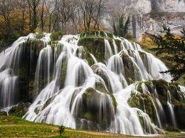 diaporama pps Cascades des Tufs – Jura