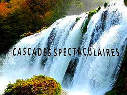 diaporama pps Cascades spectaculaires