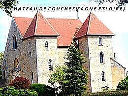 diaporama pps Château de Couches – Saône-et-Loire