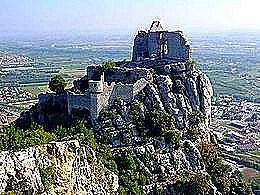 diaporama pps Château de Crussol – Ardèche
