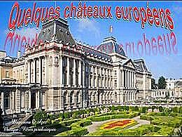 diaporama pps Châteaux d'Europe