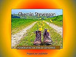 diaporama pps Chemin de Stevenson