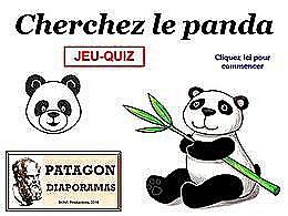 diaporama pps Cherchez le Panda