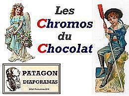 diaporama pps Les chromos du chocolat
