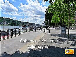 diaporama pps Coblence – Allemagne