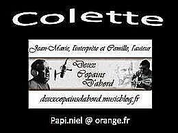 diaporama pps Colette