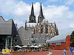 diaporama pps Cologne – Allemagne