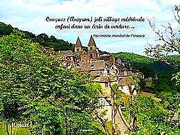diaporama pps Conques et son trésor – Aveyron
