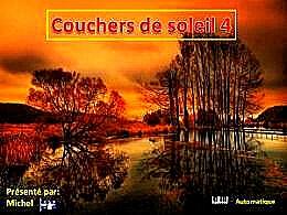 diaporama pps Couchers de soleil 4