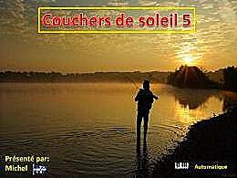 diaporama pps Couchers de soleil 5