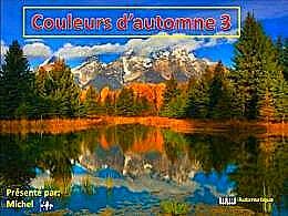 diaporama pps Couleur d'automne 3
