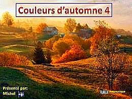 diaporama pps Couleurs d'automne 4