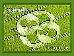 diaporama pps Crop circles