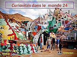 diaporama pps Curiosités dans le monde 24