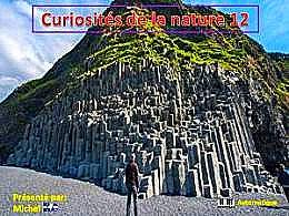 diaporama pps Curiosités de la nature 12