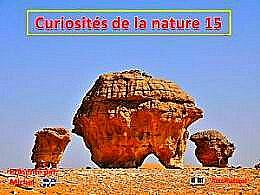 diaporama pps Curiosités de la nature 15