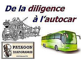 diaporama pps De la diligence à l'autocar