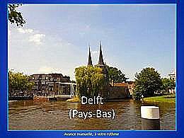 diaporama pps Delft – Pays Bas