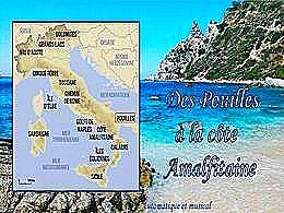 diaporama pps Des Pouilles à la côte Amalfitaine