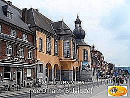 diaporama pps Dinant Belgique