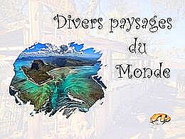 diaporama pps Divers paysages