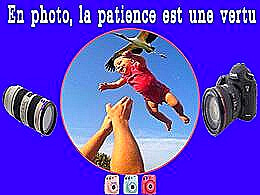 diaporama pps En photo la patience est une vertu