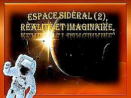 diaporama pps Espace sidéral réalité et imaginaire 2