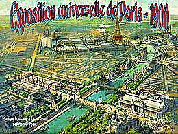 diaporama pps Exposition universelle de 1900 à Paris