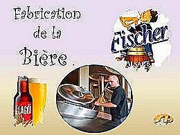 diaporama pps Fabrication de la bière