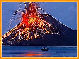 diaporama pps Faits spectaculaires sur les volcans