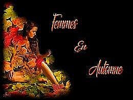 diaporama pps Femmes en automne