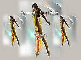 diaporama pps Femmes pile et face 22