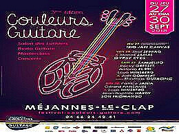 diaporama pps Festival couleurs guitare