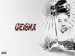 diaporama pps Geisha